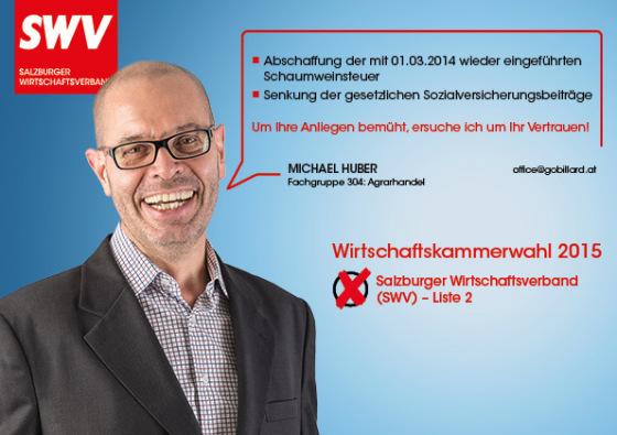 Michael Huber - Fachgruppe 304: Agrarhandel
