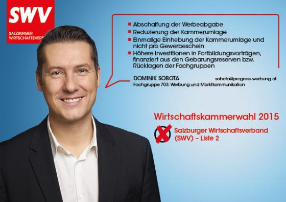 Dominik Sobota - Fachgruppe 703: Werbung und Marktkommunikation