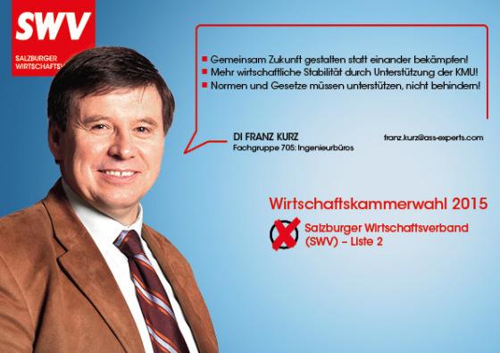 DI Franz Kurz - Fachgruppe 705: Ingenieurbüros