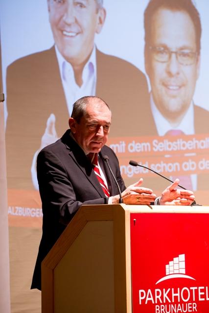 Bgm. Dr. Heinz Schaden Rede