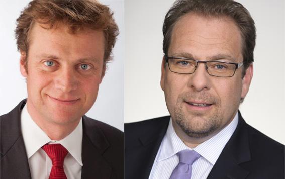 Wolfgang Reiter und Andreas Gfrerer