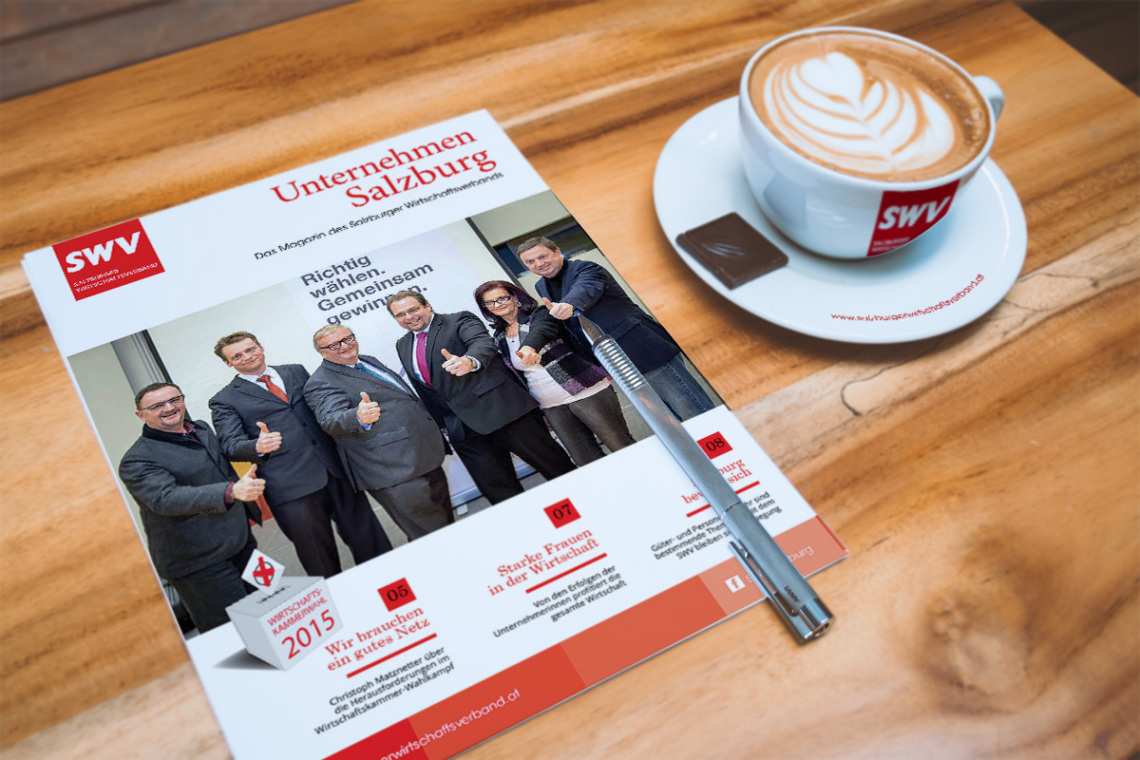 Magazin Unternehmen Salzburg