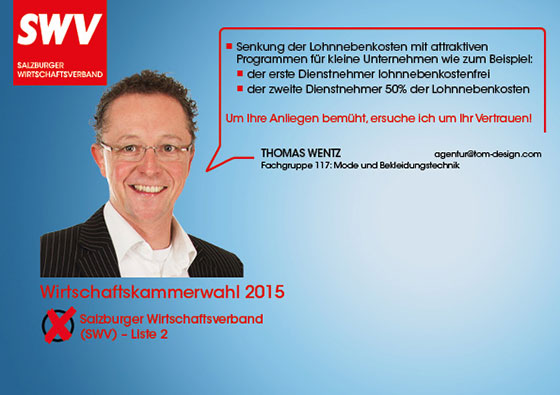 Thomas Wentz - Fachgruppe 117: Mode und Bekleidungstechnik