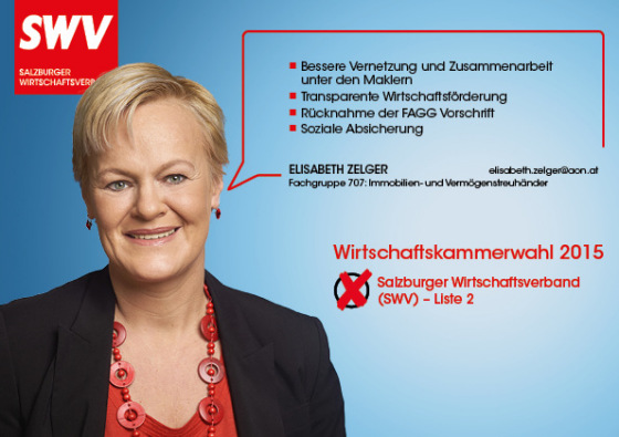 Elisabeth Zelger - Fachgruppe 707: Immobilien- und Vermögenstreuhänder