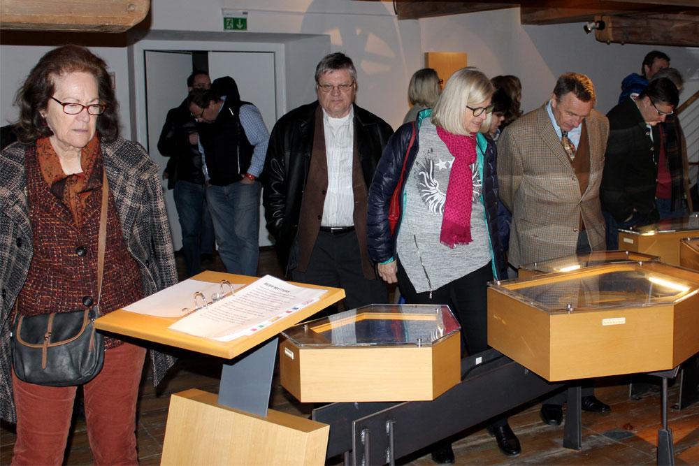 Führung durch das Stiegl-Museum